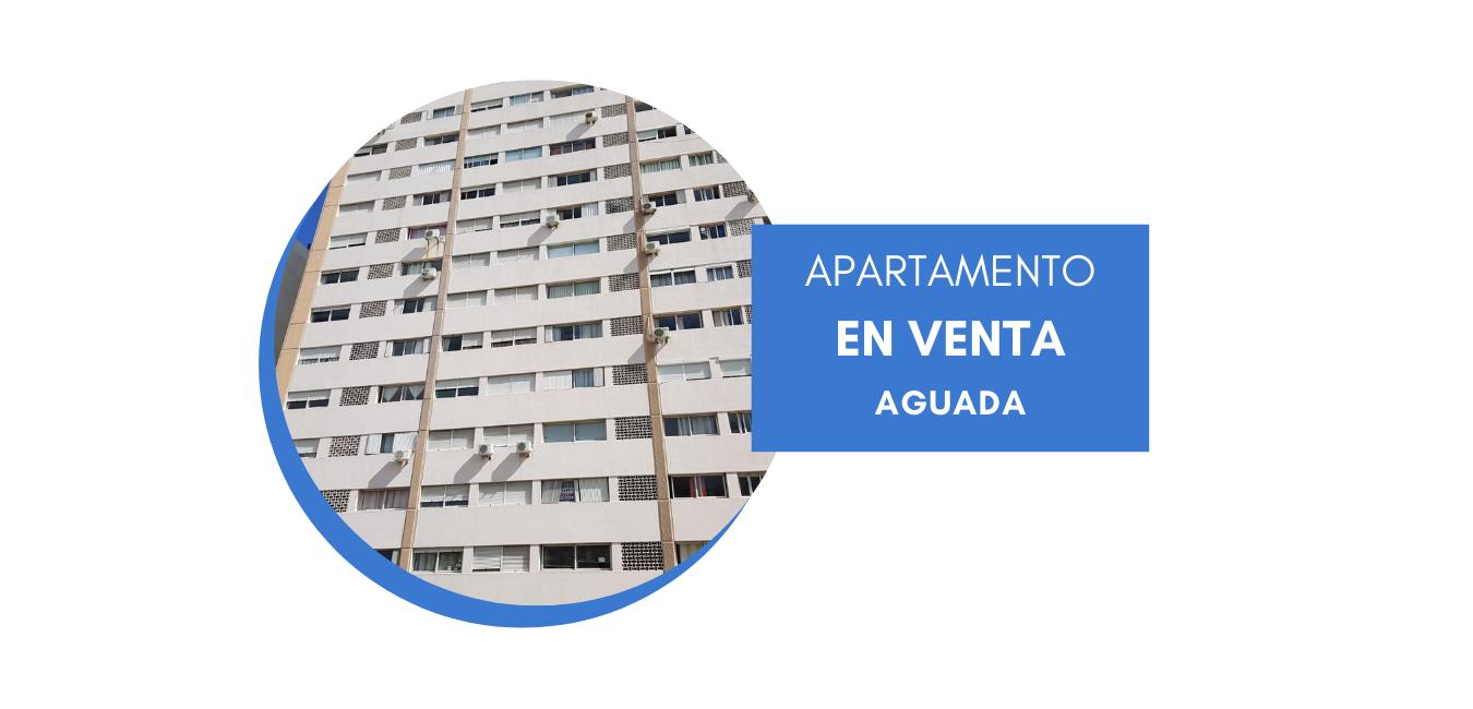 Venta apartamento tres dormitorios en Aguada