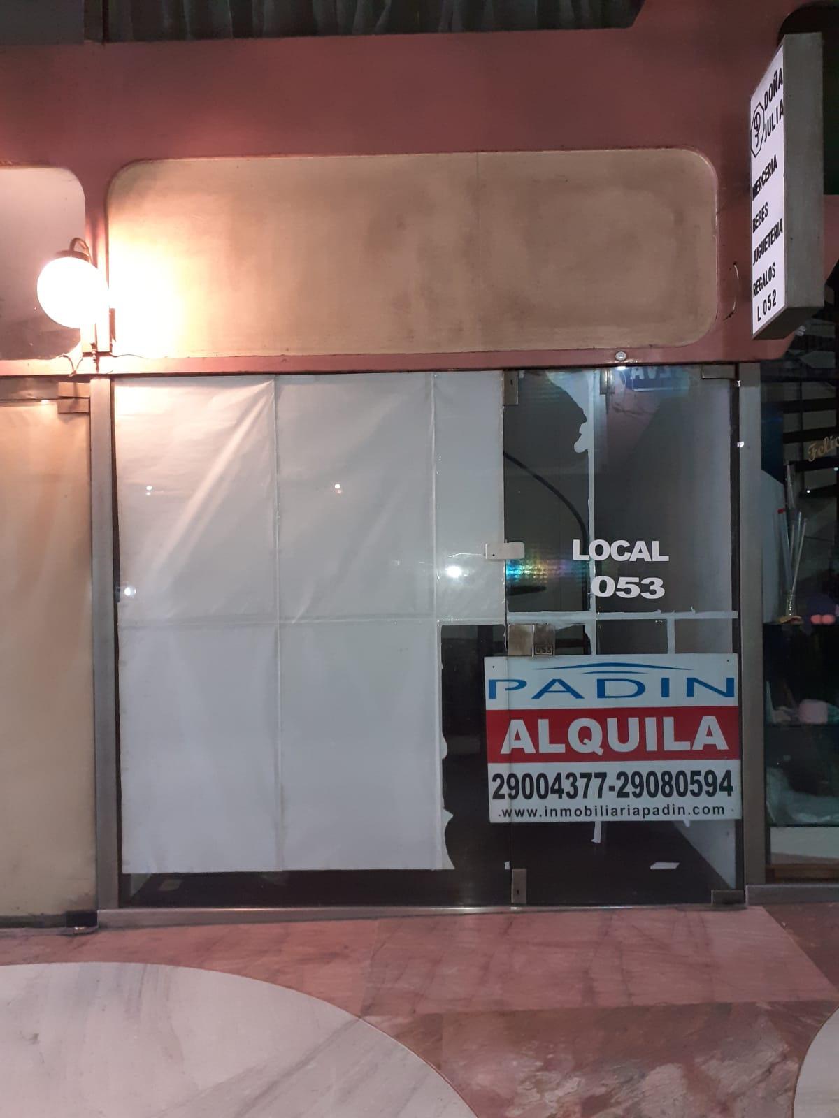 Local comercial en Galería el Libertador