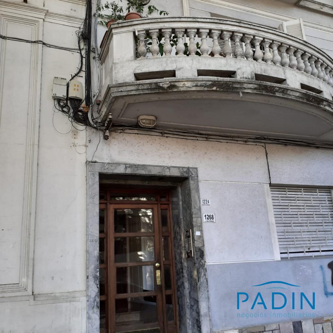 Alquiler Apartamento de 1 dormitorio en barrio Cordón.
